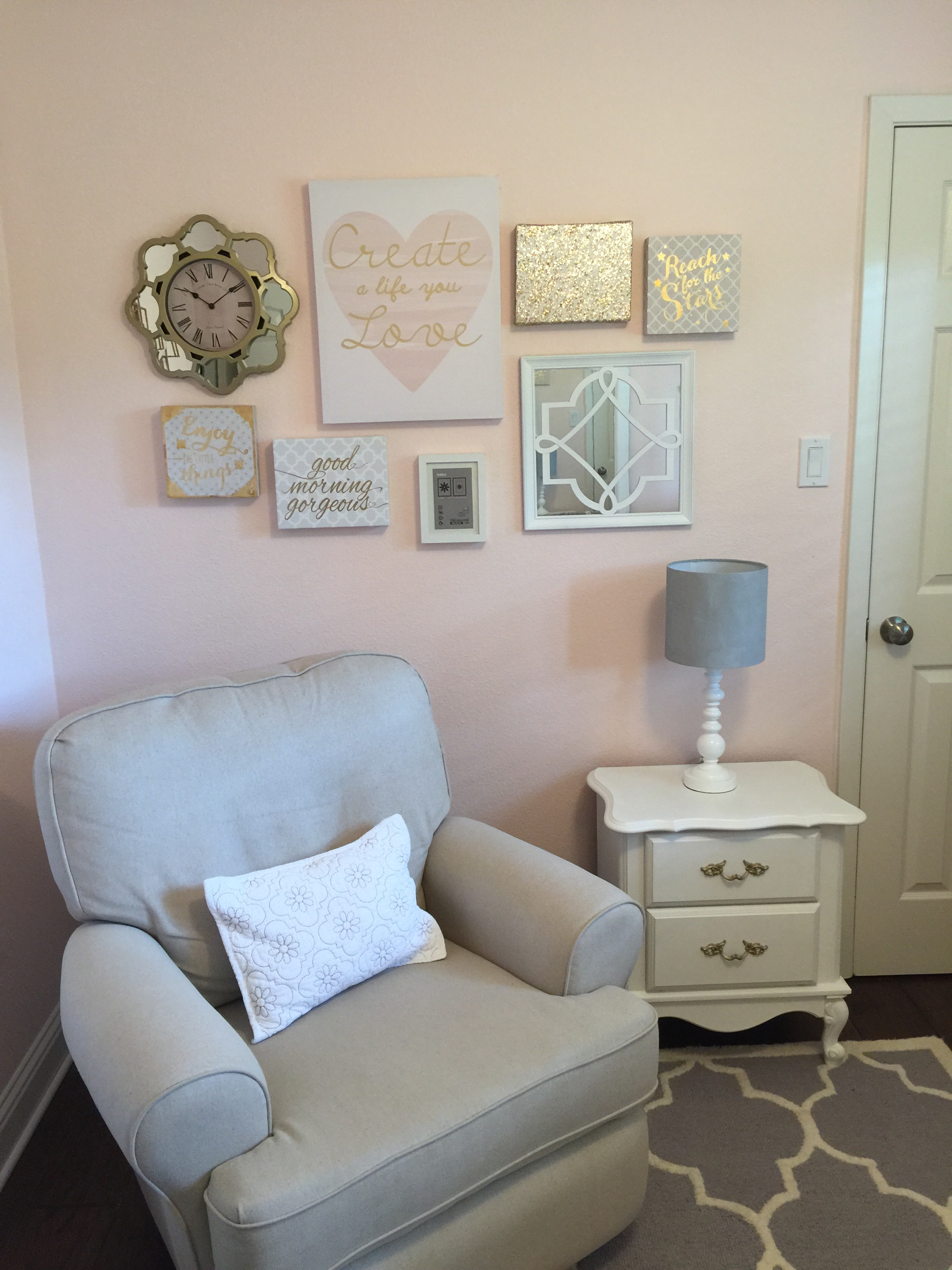 Nameless Baby S Nursery Reveal Project Ugly House