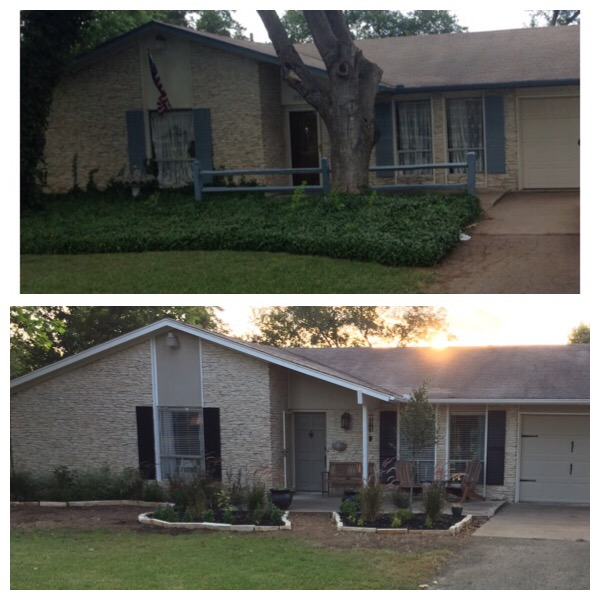 Exterior Paint Project Ugly House