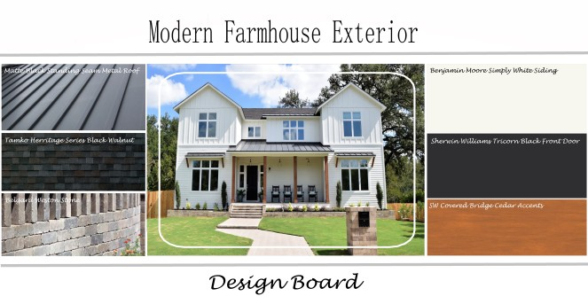Modern Farmhouse Style Board 2